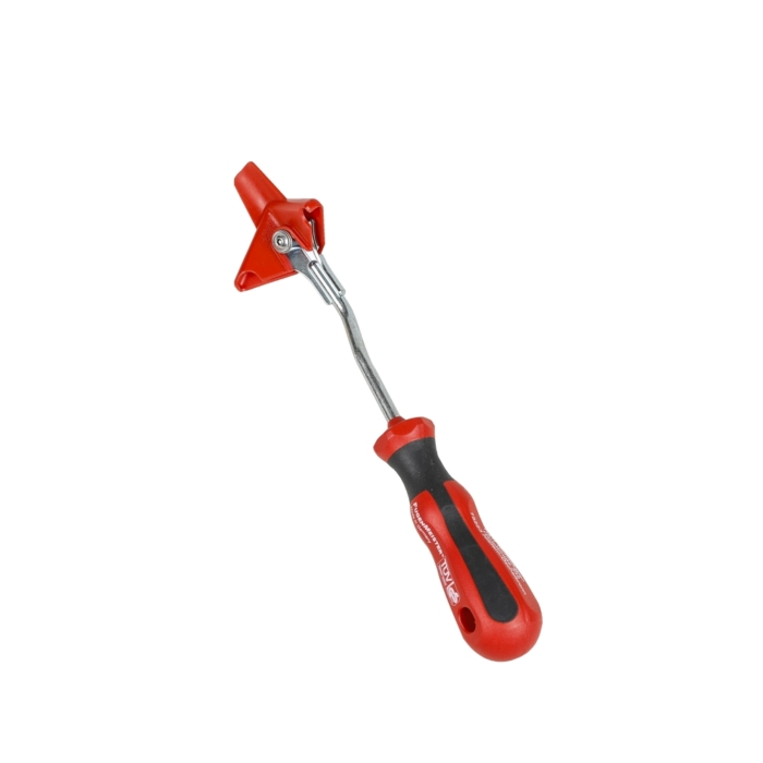 Delta floor cutter